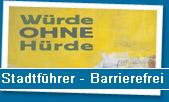 Würde ohne Hürde - Die Region Steyr barrierefrei erleben